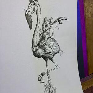 Flamingo Ride