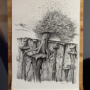 Root pillar